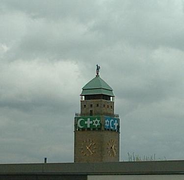 Der Turm zu Babel in Neukölln