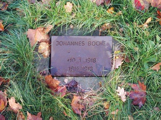 Boche - Ein doitsches Opfer - Gestern und Heute